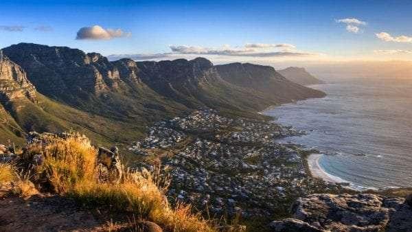 visit South Africa visa