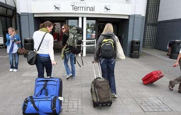 j-1 visa Irish students