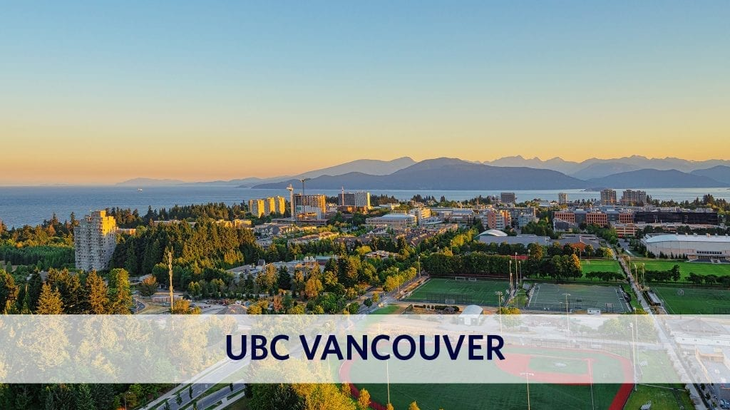 top colleges in vancouver The 5 Top Colleges In Vancouver, BC UBCVhomepage 1024x575