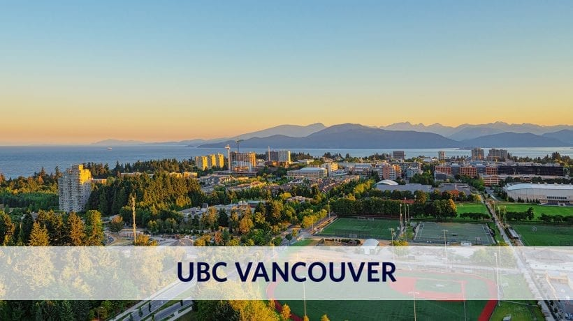 top colleges in vancouver The 5 Top Colleges In Vancouver, BC UBCVhomepage 820x460