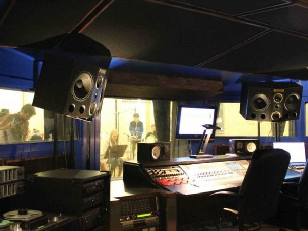The Best Colleges in Ottawa to Apply For audio recording school studio renovation cropped 1024x683 1