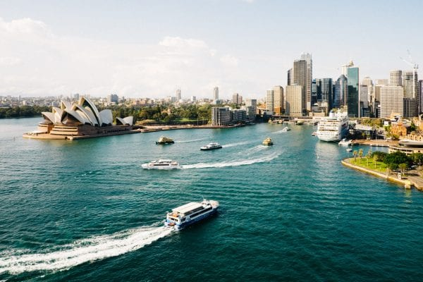 Australia Becomes a Top Travel Destination in the World 1