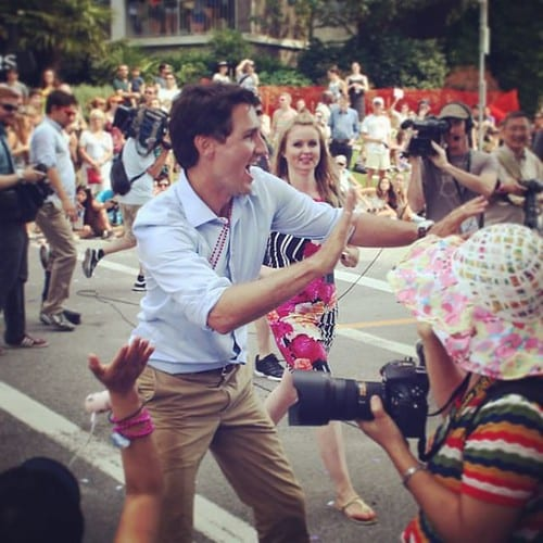 The Amazing Story of Prime Minister Justin Trudeau 1