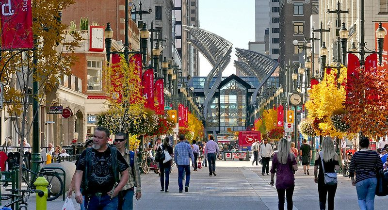 Restaurants Downtown Calgary