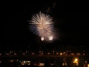 Celebration of Lights Vancouver