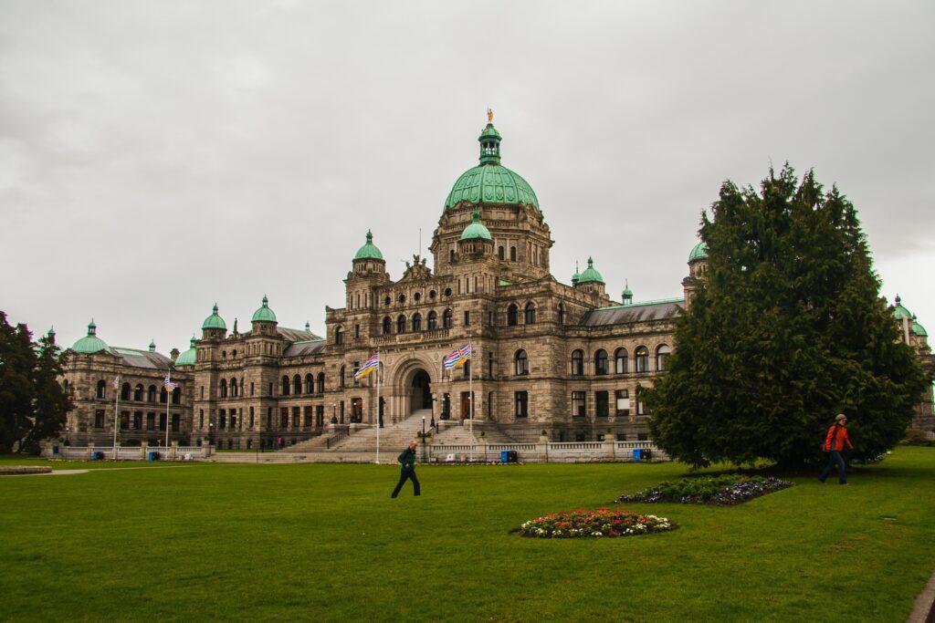 British Columbia Parliament Building