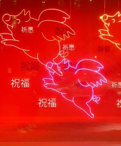 The Vietnamese have animals represent years