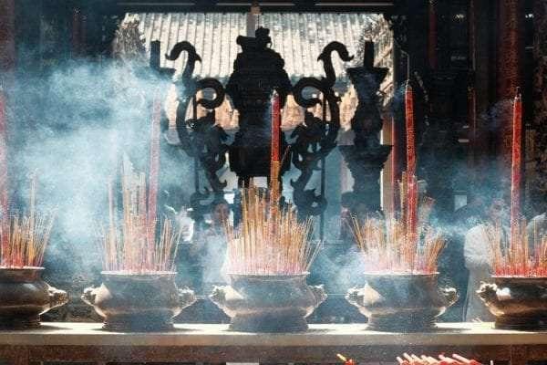 The Vietnamese New Year, Tet: 12 February - The Lunar Calander 1