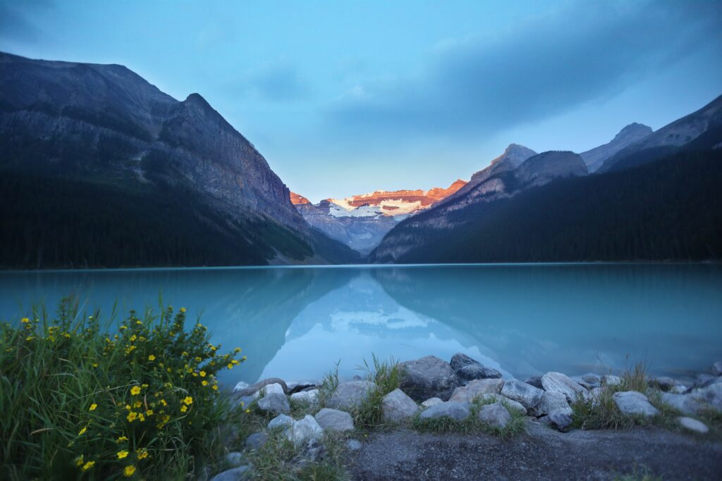Where is Lake Louise: A Great Foreigner's Guide 1