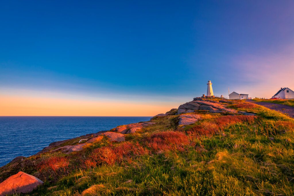St Johns Cape Spear