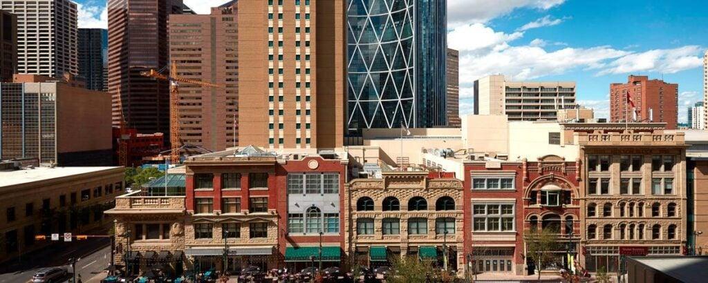 Calgary Mariott Downtown Hotel