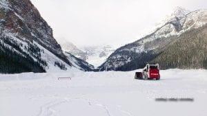 Lake Louise Icy