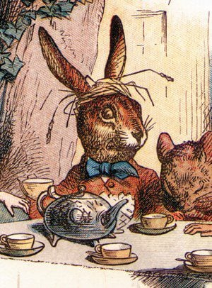 The Mad Hatter: Top 10 Weird Facts 2