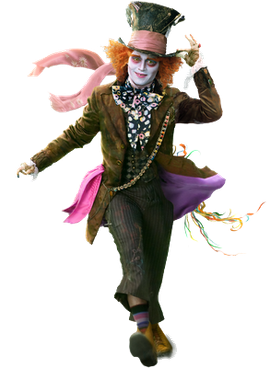 The Mad Hatter: Top 10 Weird Facts 1