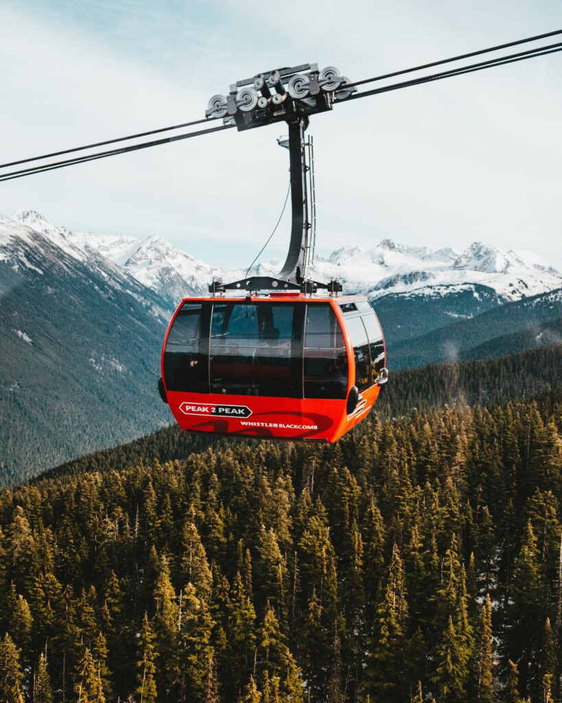 what to see in Whistler?