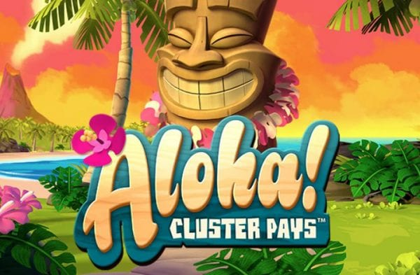 Review of Aloha! Cluster Pays Slot 16