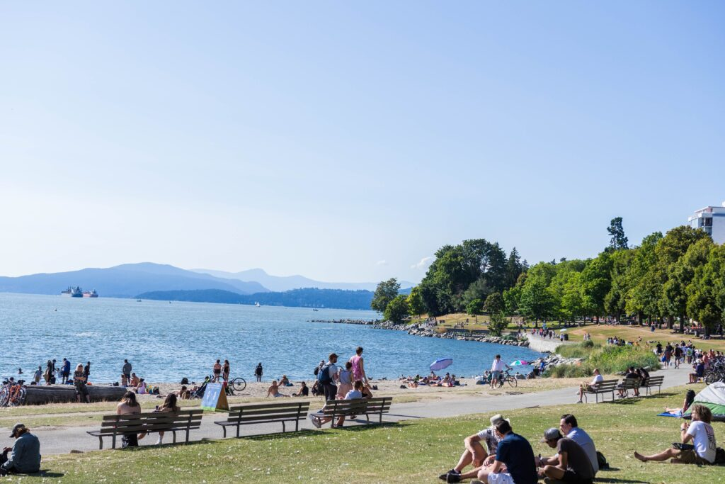 Exploring Attractions near the English Bay 9