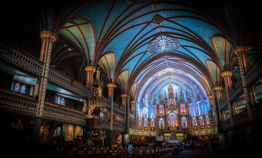 Notre Dame Montreal: 6 Things You Should Know! 2