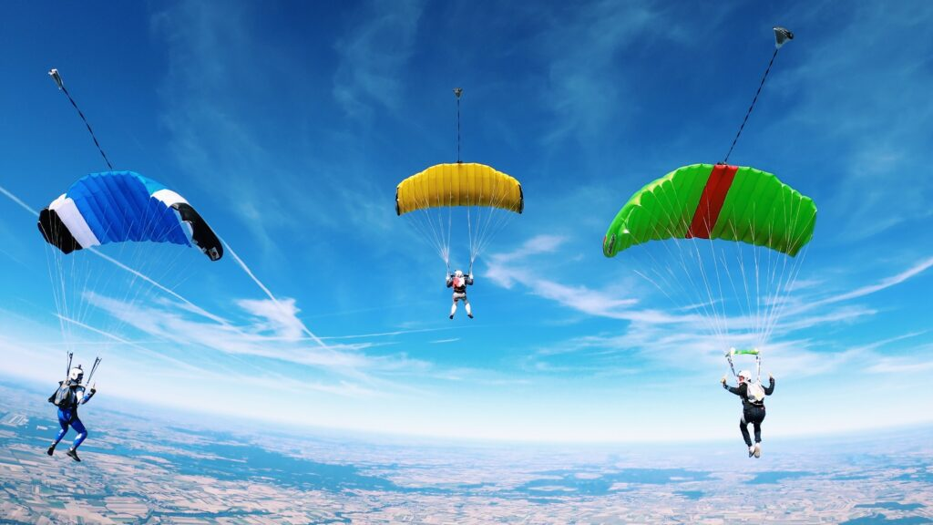 Skydiving in Vancouver? 5 Things You Should Know! 1