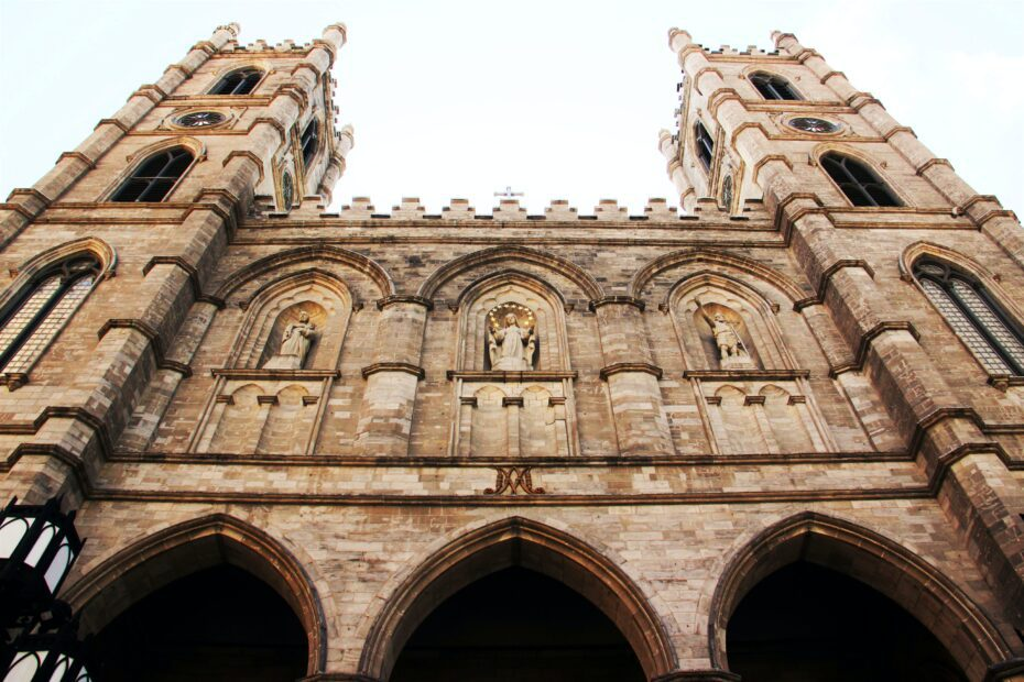 Notre Dame Montreal: 6 Things You Should Know! 1