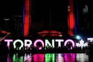 Canada day celebrations.