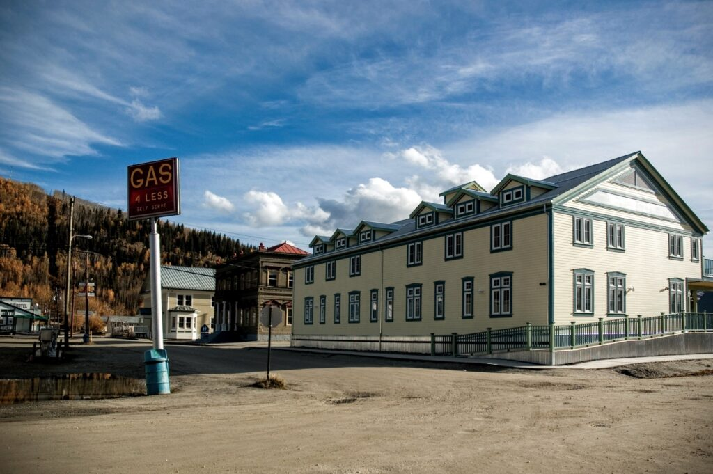 The Best Guide To Dawson City 2020 2