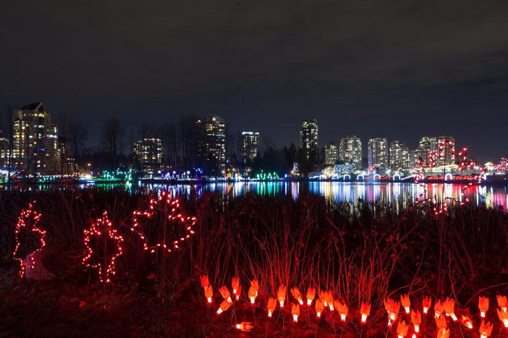 lafarge lake light fest