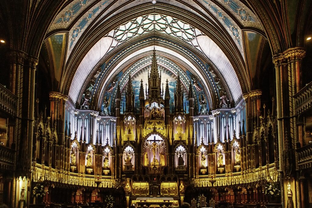 Notre Dame Montreal: 6 Things You Should Know! 3