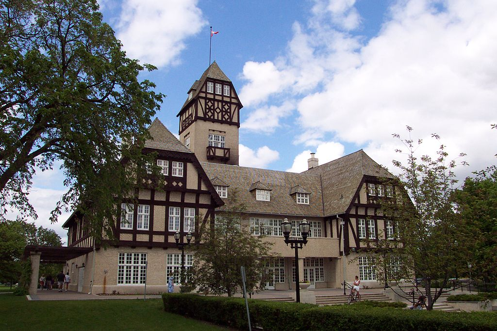 Assiniboine Park Pavilion