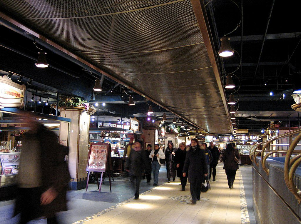 Underground City Montreal: A Visitor's Guide 1