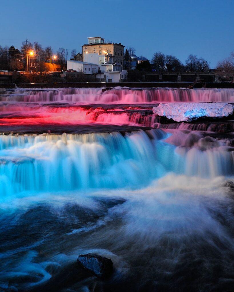 Mississippi Mills Waterfalls