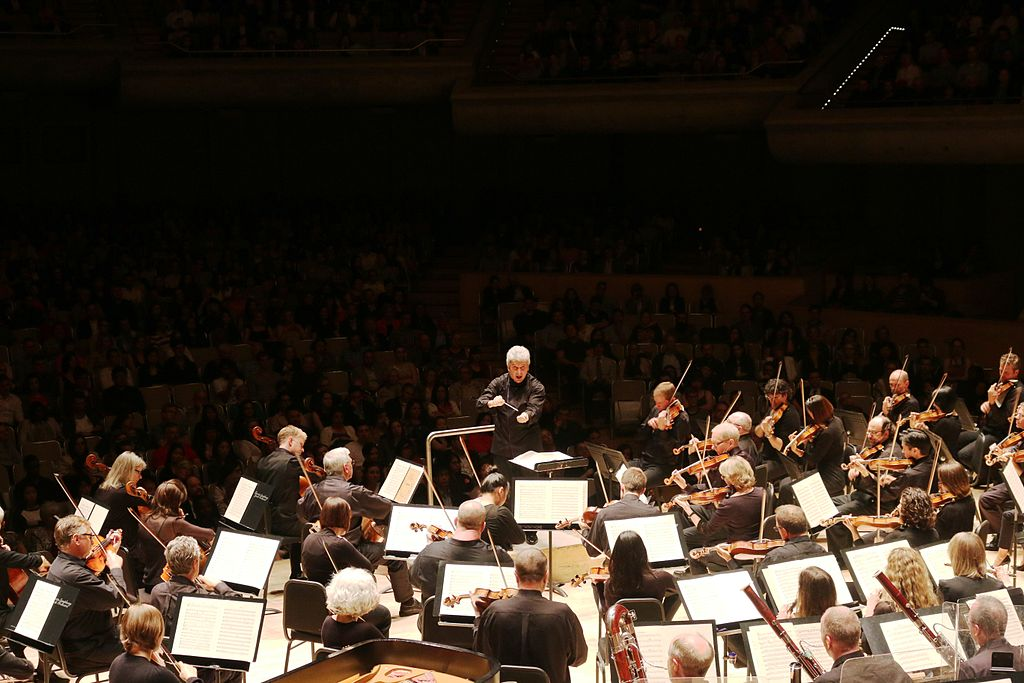 Peter Oundjian - Conductor of Toronto Symphony Orchestra