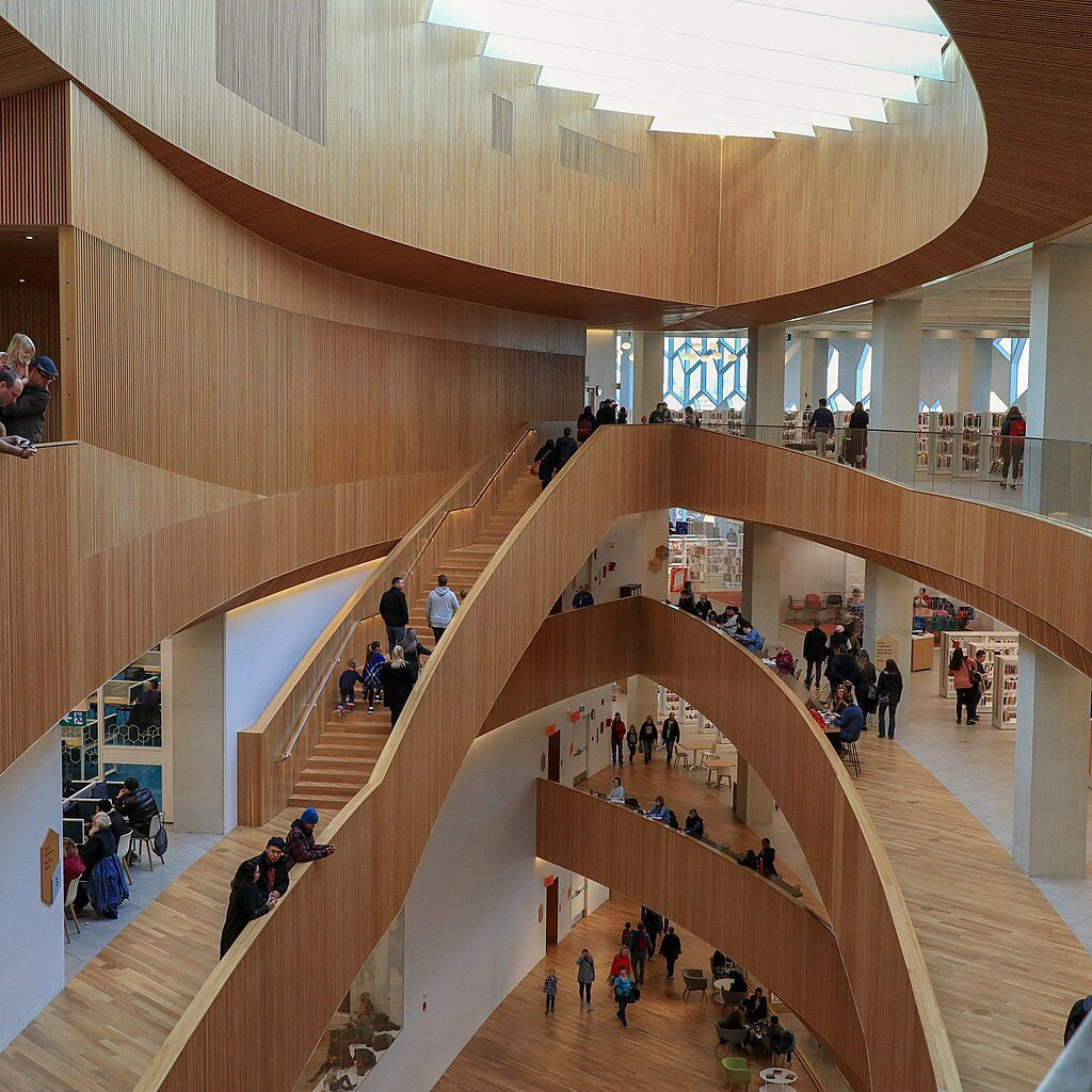 Calgary Central Library: 25 Amazing Facts! 1