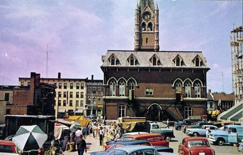 Market Square belleville