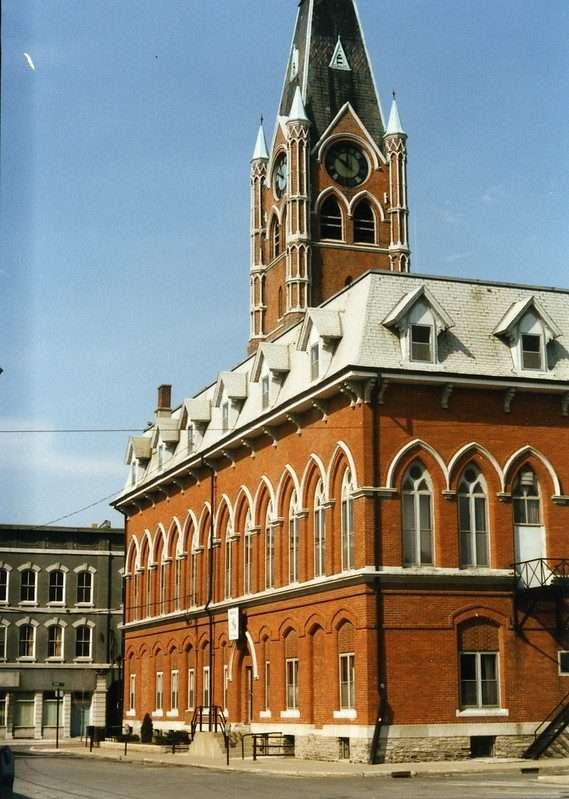 city hall belleville