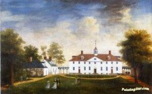 Mount Vernon: George Washington's Grand Mansion 1