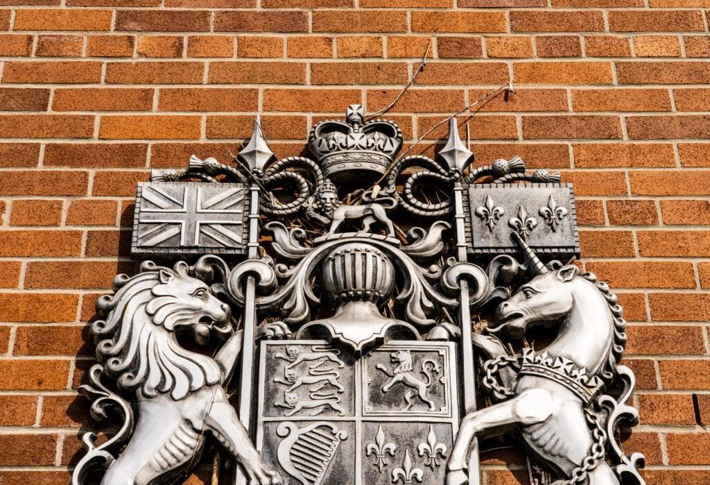Canadian symbols coat of arm