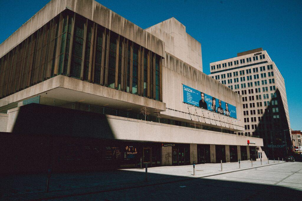 Montreal Place des Arts
