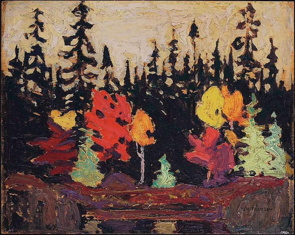 Tom Thomson : The Legendary Painter 1
