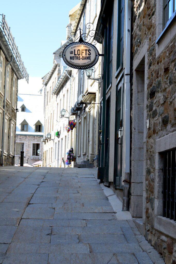 Petit - Champlain, Quebec City