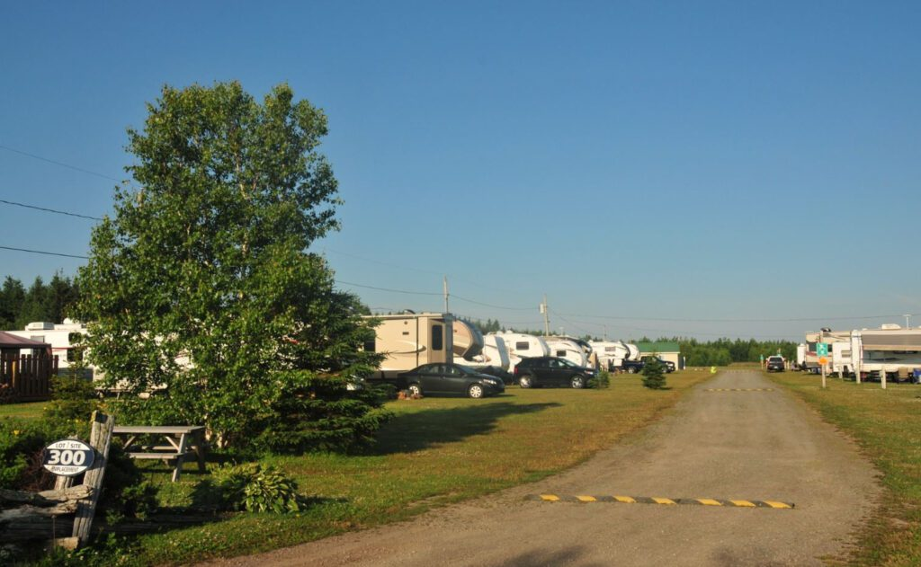 Bouctouche Baie Chalets & Camping