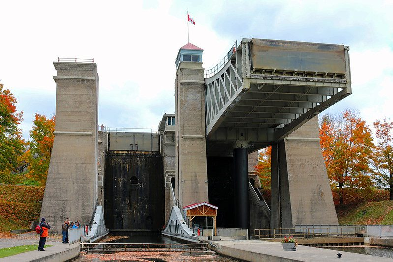 Why Was Trent-Severn Waterway Built? 3