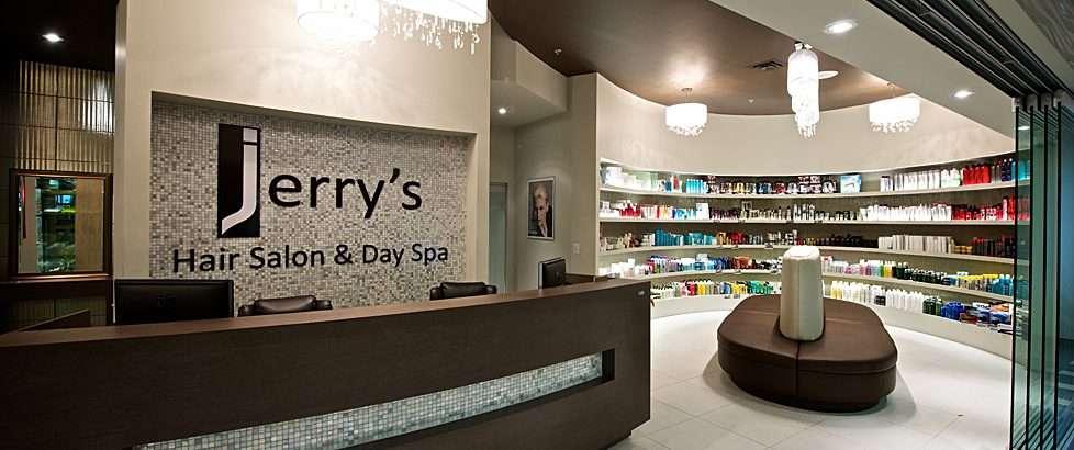 Jerry's Salon & Day Spa