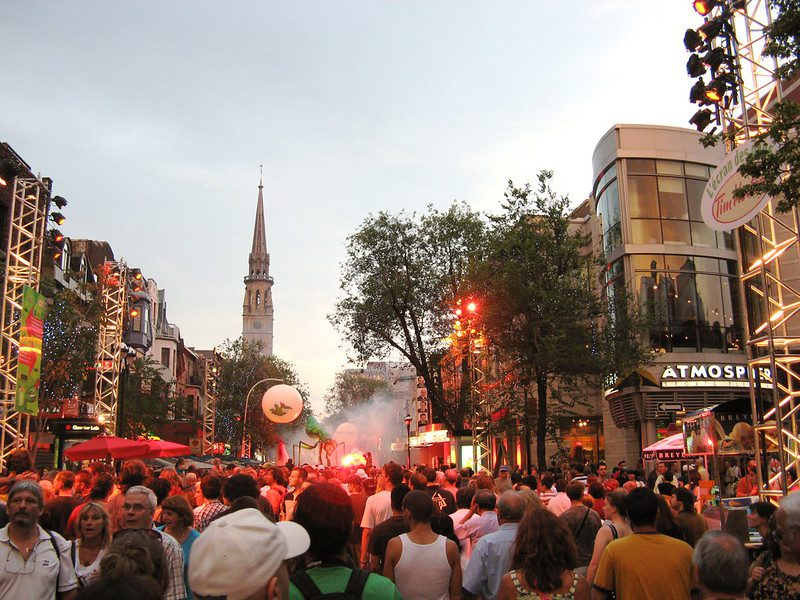 Just For Laughs, Montreal