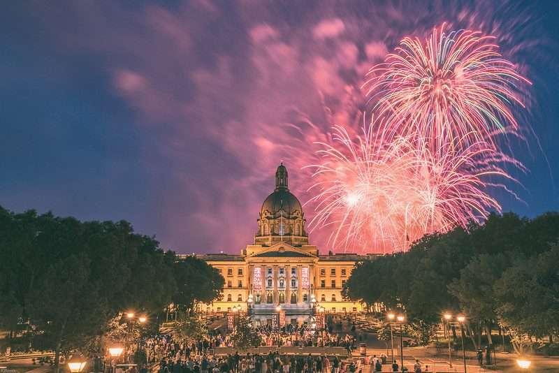 Canada Day Celebration.