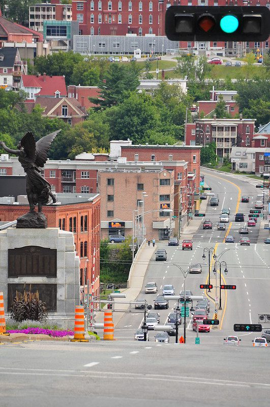 Cheapest town to live in Canada- Sherbrooke, Quebec