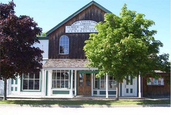 Penetanguishene Centennial Museum & Archives