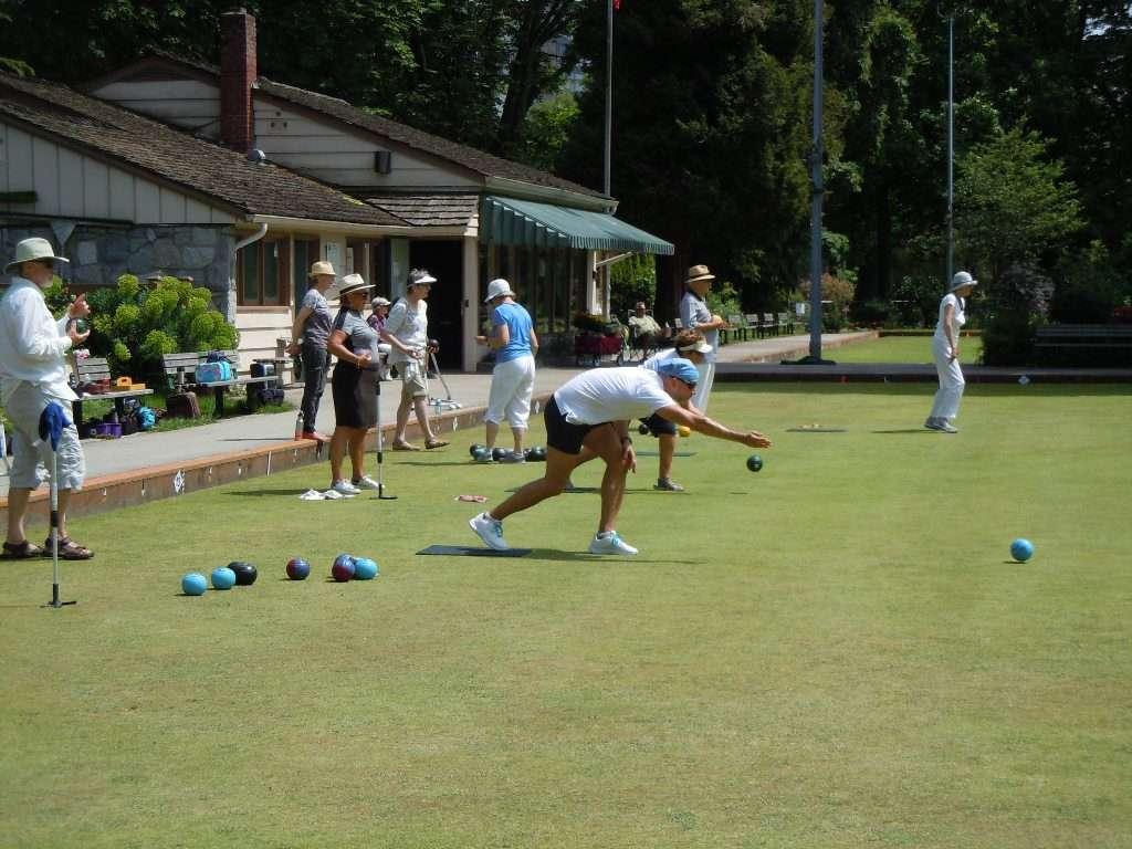 Stanley Park Lawn Bowling Club