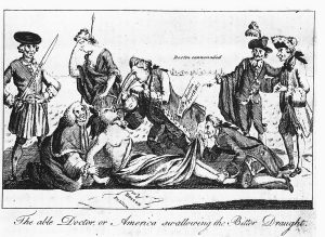 Quebec Act - Intolerable Acts