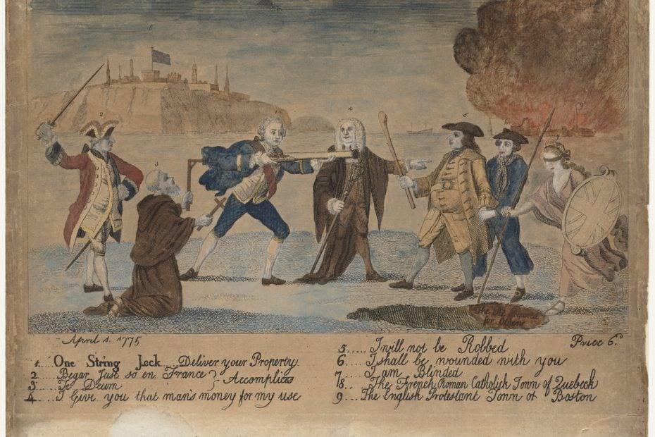 Quebec Act 1774